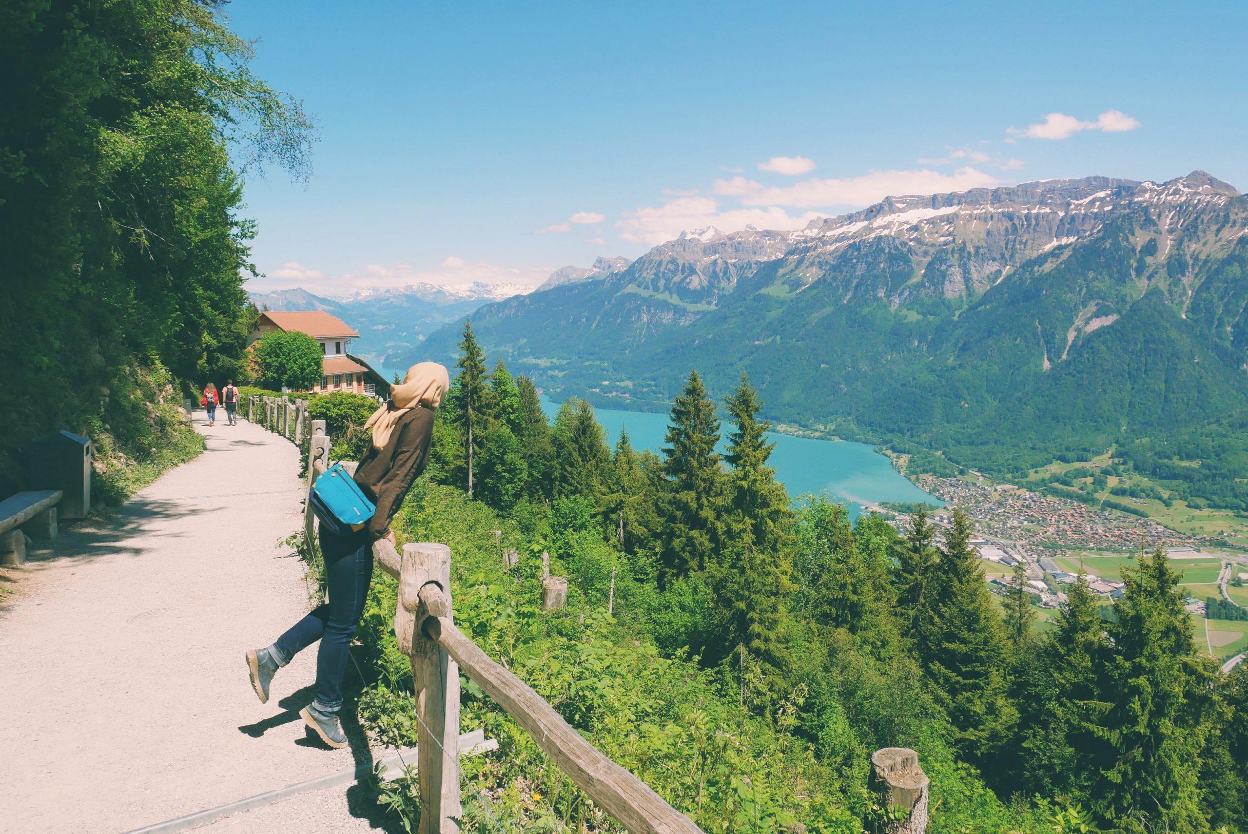 Nasihat dari Interlaken: Jika Kamu Merasa Bosan di Perjalanan, Maka Carilah Kursi Kosong