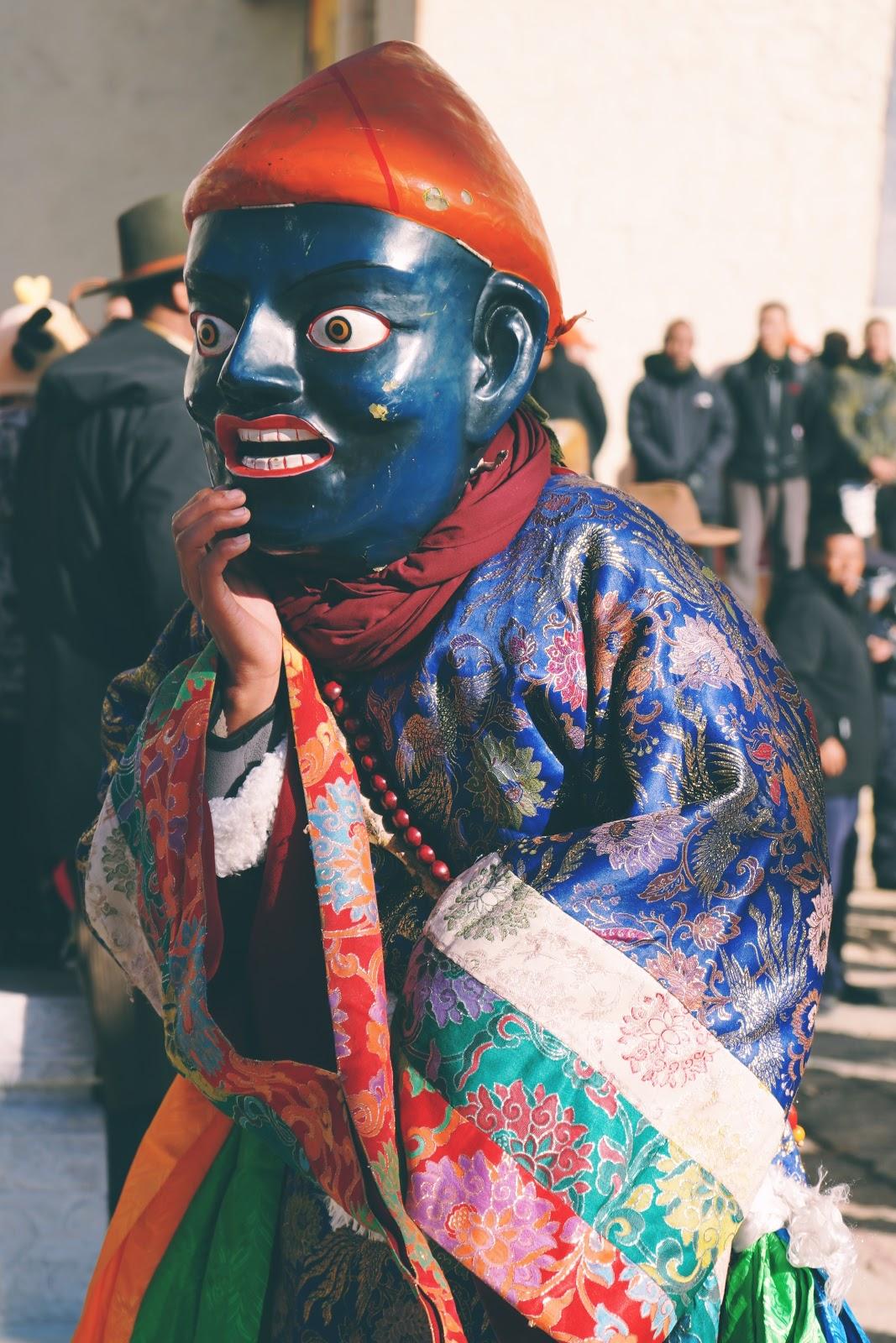 Diajak Biksu ke Rumahnya di Songzanlin Monastery, Diapain ya Kita?
