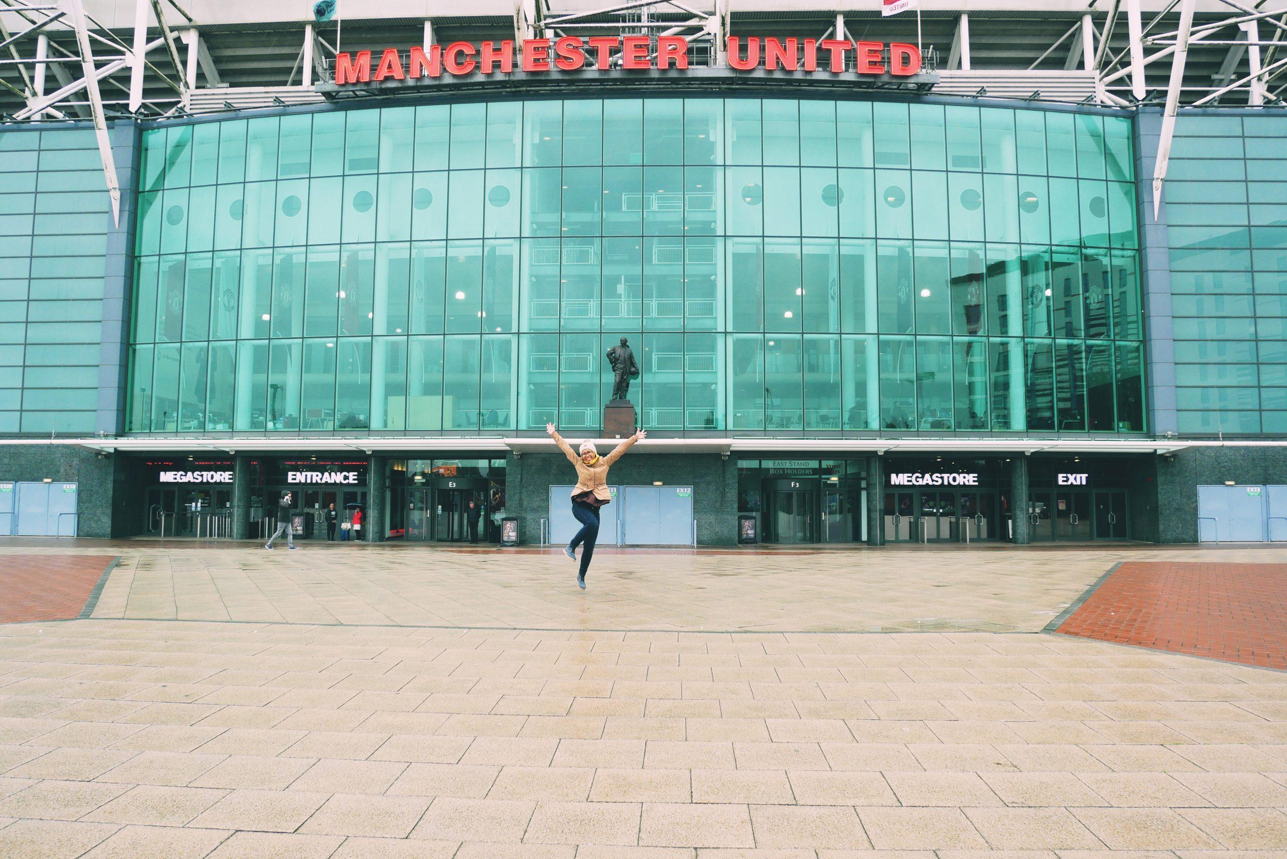 Cerita Tentang Old Trafford dari Orang yang Gak Paham soal Old Trafford