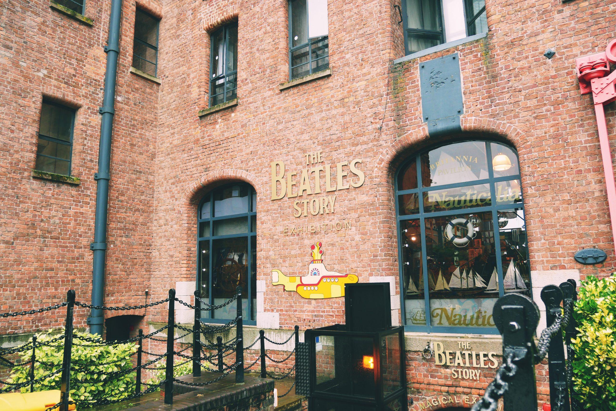 Gerimis di Liverpool dan Dunia Tanpa The Beatles